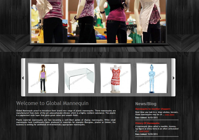 Global Mannequin