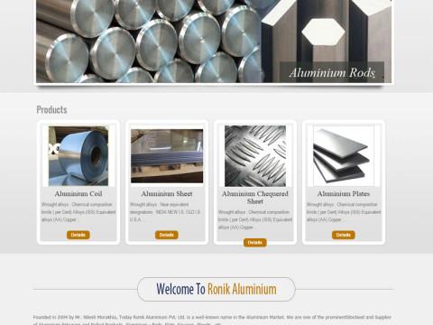 Ronik Aluminium