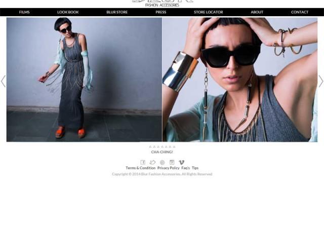 Blur Store